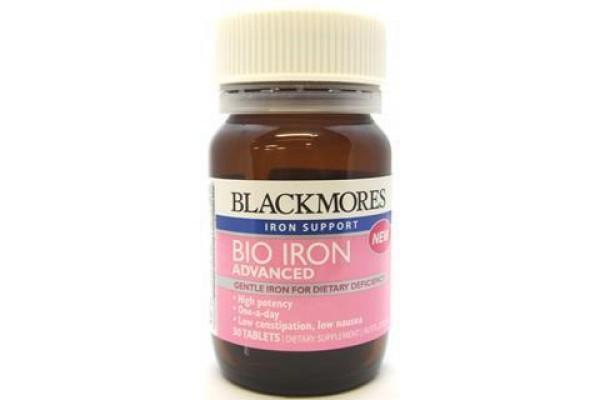 Bio iron