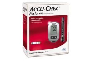 Accu-Chek Performa Blood Glucose Meter & Lancing Device