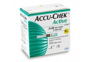 Accu-Chek Active Strips 100PK (2X50)