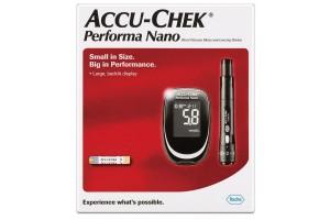 Accu-Chek Performa Nano Blood Glucose Meter-Special Price Offer!