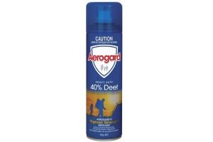 Aerogard Heavy Duty 40% DEET High Strength Repellent 150g