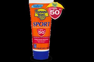 Banana Boat Sport SPF 50+ Sunscreen Lotion 100g