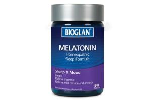 Bioglan Melatonin Homoeopathic Sleep Formula - 90 Tablets