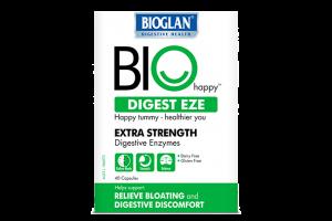 Bioglan Bio Happy Digest Eze  40 Capsules
