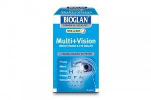 Bioglan  Multi+Vision Multi Vitamins  50 Tablets