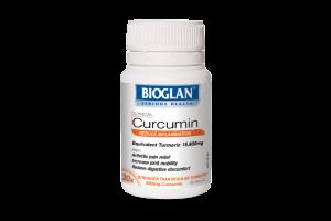 Bioglan Clinical Curcumin 600mg 60 Tablets PK