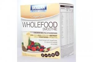 Bioglan Wholefood Smoothie Vanilla Sachets 10x20g