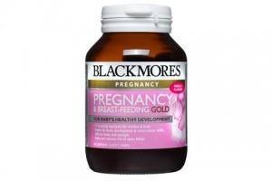 Blackmores Pregnancy & Breast Feeding Gold 60 Capsules