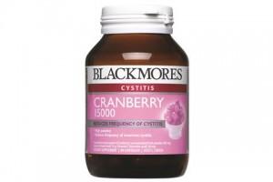 Blackmores Cranberry 15000 -60 Capsules
