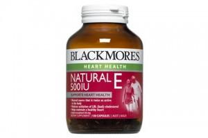 Blackmores Natural E 500 IU 150 Capsules PK