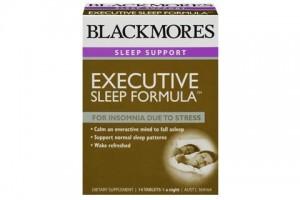 Blackmores Executive Sleep Formula 14 Tablets