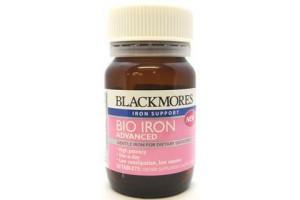 Blackmores Bio Iron Advanced 30 Tablets
