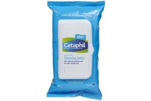 Cetaphil Gentle Skin Cleansing Cloths 25 PK
