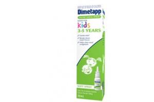 Dimetapp Kids Saline Nasal Spray 30 mL For Kids 3-5 Years