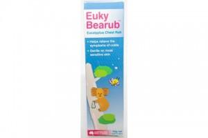 Euky Bearrb Eucalyptus Chest Rub 50g