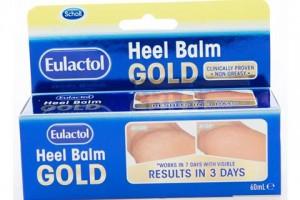 Eulactol Heel Balm Gold 60 mL