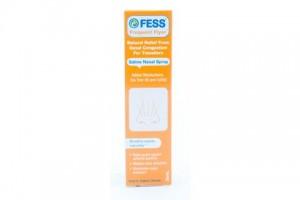 Fess Frequent Flyer Saline Nasal Spray 30 mL