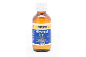 Glycerol 100ml Gold Cross