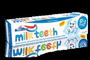 Macleans Milk Teeth Toothpaste 63 g ( For 0-3 Years)