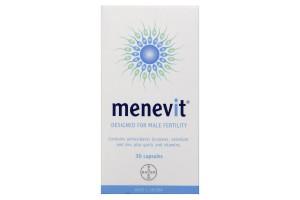 Menevit 30 Capsules - Designed For Male Fertility