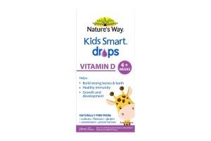 Nature's Way Kids Smart Vitamin D3 Drops 20mL
