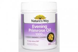 Natures Way Evening Primrose Oil 1000mg 200 Caps