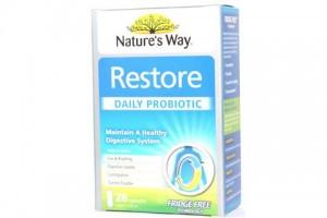 Natures Way Restore Probiotic 28 Capsules