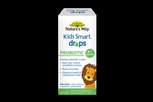 Nature's Way Kids Smart Probiotic Drops 20mL