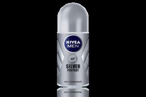 Nivea Men Silver Protect Anti-Perspirant Roll On 50 mL