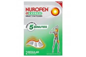Nurofen Back Pain Regular Heat Patches 2PK