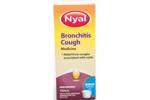 Nyal Bronchitis Cough 100mL Medicine