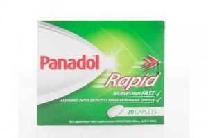 Panadol Rapid 20 Caplets