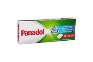 Panadol OptiZorb Tablets 12PK