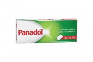 Panadol 500mg 20 Tablets