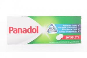 Panadol OptiZorb 20 Tablets