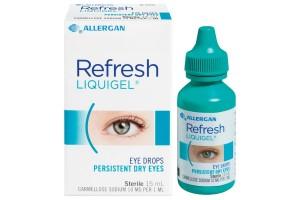Refresh Liquigel Lubricating Eye Gel 15mL