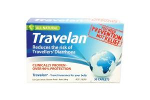 Travelan-30 Caplets