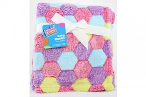 Babies 2 Grow Baby Blanket 30inX40in # CM 21264