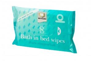 Reynard Bath In Bed Wipes 8PK