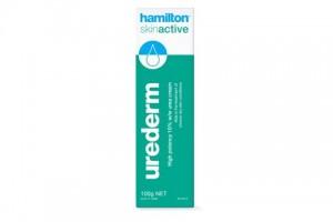 Urederm 10% Urea Cream 100 g Hamilton Skin Active