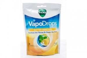 Vicks Vapo Drops Butter Menthol - 24 Lozenges