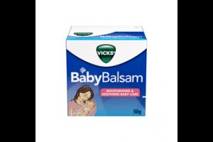 Vicks Vaporub Baby Balsam 50g