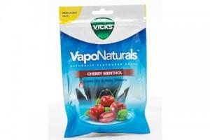 Vicks VapoNaturals Cherry Menthol Drops 70 g( App 19 )