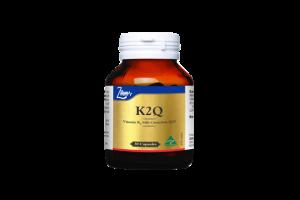 Zifam K2Q -30 Softgel Capsules