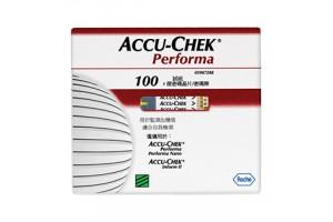 Accu-Chek Performa Glucose Test Strips 100PK