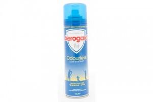 Aerogard Odourless Aerosol 150g Spray