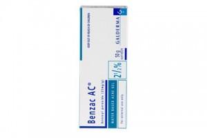 Benzac AC 2.5% Water Based Acne Gel 50g
