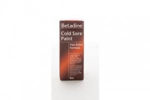 Betadine Cold Sore Paint 8mL