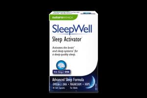 Naturopathica SleepWell - 30 Soft Capsules