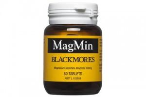 Blackmores MagMin 50 Tablets
